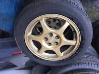 subaru impreza alloys 16""