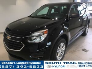 2017 Chevrolet Equinox LS - ONE OWNER, LOW-KM, TOUCHSCREEN
