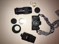 Praktica BCA 50mm Film Camera
