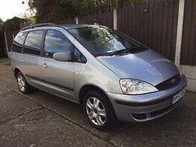 FORD GALAXY ZETEC 2.3 MANUAL 7 SEATER 2003 ✅ **CHEAP CAR** ✅
