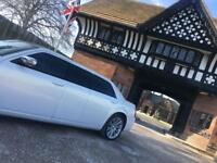 CHAUFFEUR / PROM / WEDDING / BIRTHDAY / ANY OCCASION / LAST MINUTE CAR HIRE