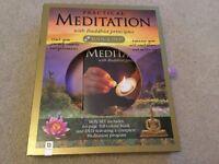 Practical Meditation with Buddhist Principles Book & DVD Box Set