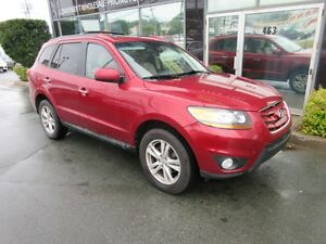 2010 Hyundai Santa Fe LIMITED AWD W/ LEATHER