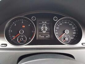 Beautiful Hi-tech Volkswagen Passat with Stop/Start engine. Include DAB radio and Gardx protect.