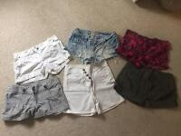 Size 8 Bundle of Shorts