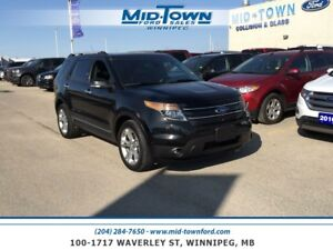 2013 Ford Explorer LIMITED AWD