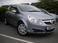 * VAUXHALL CORSA SXI 1.2 5SPEED 5 DR * ONLY COVERD 83K *12 MONTHS MOT * 3 Months WARRANTY *