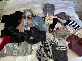 Clothes bundle size 8 -10