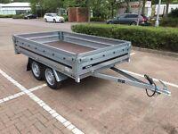 Brand new brenderup trailer 3251T