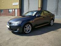 2007 57 Lexus Is220D Sport! Fully loaded, sat nav, heated seats