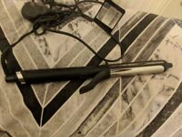 GHD Soft Curl Tong - Like New, 6 months warranty