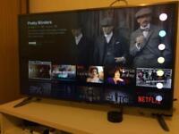 LG 42 inch full HD smart tv for sale