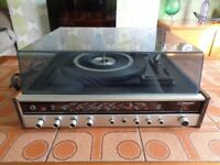 Vintage Ferguson 3496, Record Player / Tuner
