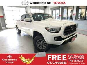 2017 Toyota Tacoma SR5 Double-CAB R-CAM H-Seats 4X4 Long-BOX