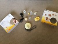 Medela Swing Electric Breast Pump - Excellent Condition (£100 New)