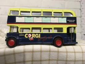 Corgi collector club model Bus