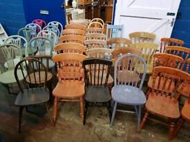 Lots of Dinning Chairs