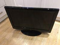 "32"" flat screen TV Tecnkica"