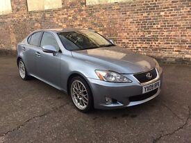 LEXUS IS250 SE 6 SPEED MANUAL 2009/09 Warranted 44000 miles