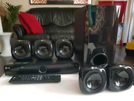 Lg full surround system