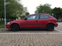 Honda Civic ej9 1.4 No MOT