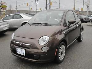 2012 FIAT 500 POP | Only 28,000 KM! • Full Service