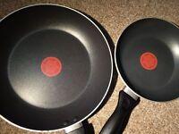 Tefal Frying Pan x2 (SOLD)