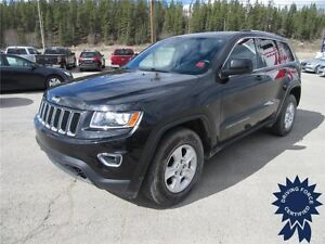 2014 Jeep Grand Cherokee Laredo 4x4 - 60,133 KMs, 3.6L V6 Gas