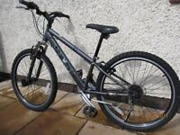 Raleigh Awesome bicycle, 24 inch wheels, suitable for teenager