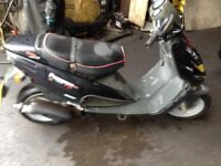 MALAGUTI PHANTOM 50CC FOR SPARES ONLY
