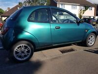 FORD KA LOW MILEAGE 62000 ONE PREVIOUS OWNER NICE LOVELY CAR