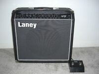 Laney LV100 combo guitar amplifier 65 watts (6 months old)