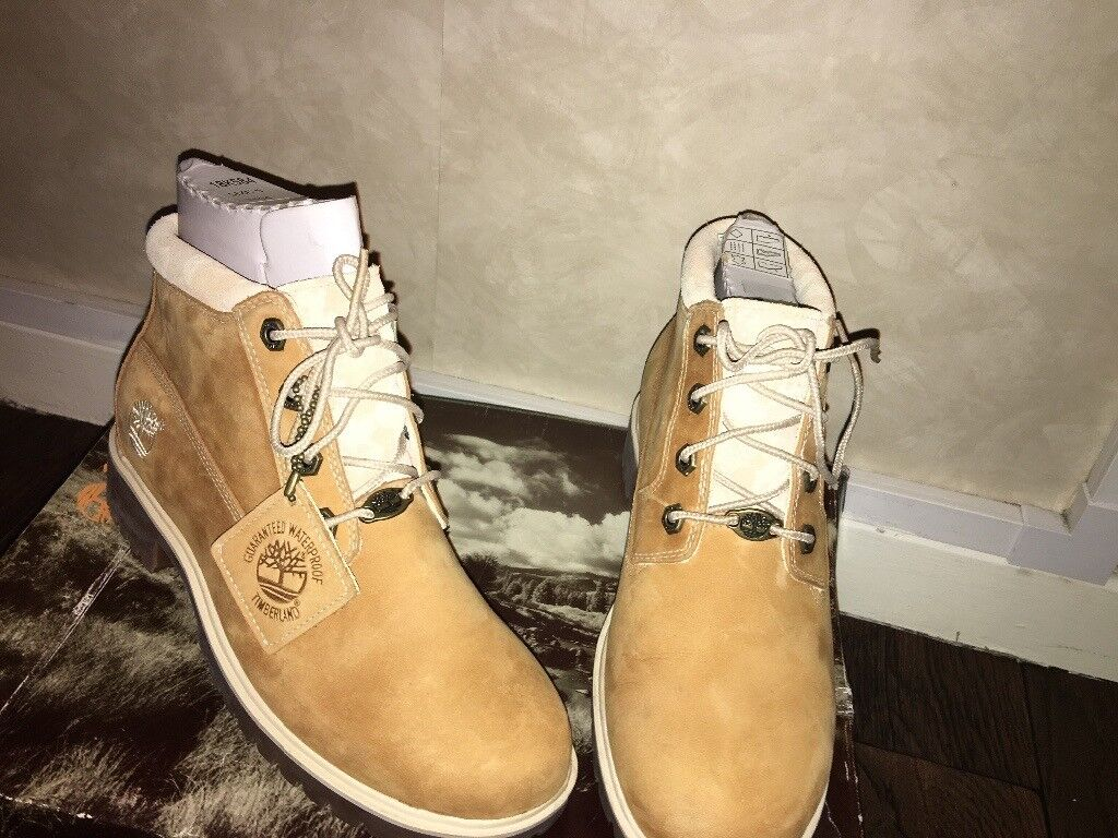 Timberland boots size 5 new