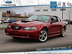 2003 Ford Mustang **GT*CUIR*CRUISE*A/C**
