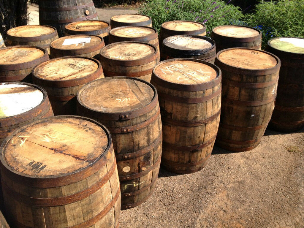 Half And Full Oak Whisky Barrels In Dunfermline Fife Gumtree
