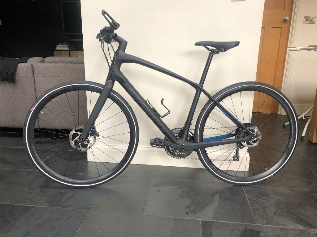 43ce2db2aea Specialized Sirrus Elite Carbon 2019 Womens Hybrid Bike (Used 6 times) Size  M