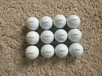 GOLF BALLS, PICKED AND CLEANED. TOP BRANDS AT LOW PRICES..INC TITELIST,CALLOWAY, BRIDGESTONE ETC
