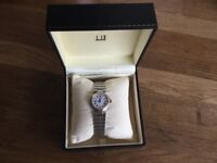 Reduced! Ladies Dunhill D08919 wristwatch, classic, stylish, quality, original, with guarantee £175