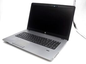 HP PROBOOK 470 G0 LAPTOP 3RD GEN WIN 10 CORE i5 WEBCAM 750GB 8GB 17.3 LCD HDMI