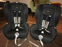 Britax Duo Plus Car Seats