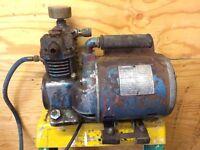 1940s-50s Broomwade Compressor
