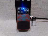 Behringer BSY600 Bass Synth Pedal