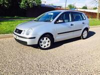 Volkswagen Polo 1.4 ****automatic ******2003 ONLY 52000 miles Full service history 1 owner £1495