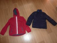 Boys Clothes, 2 Jackets, 2 pairs of Chinos, 5 Shirts/ Polo Shirt/t-shirts mostly for age 7-8 years