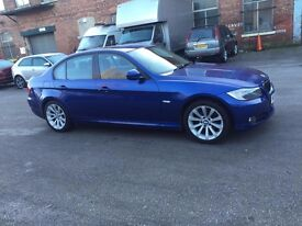 58 Plate - New shape -BMW 320 D - 2 Former keepers- Warranted miles - 9 months mot - New turbo
