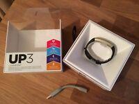UP3 (Jawbone) Activity Tracker - like new