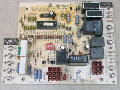 OEM Upgraded Rheem Ruud Weather King Corsaire Furnace Control Circuit Board 62-22737-87