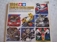 tamiya 1994 catalogue
