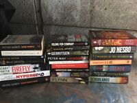 24 Thriller and Crime Books