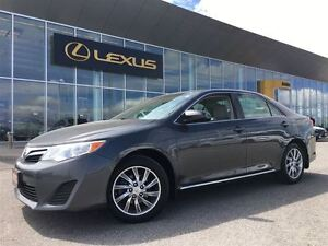2012 Toyota Camry LE Upgrade, $122.12 bi-weekly